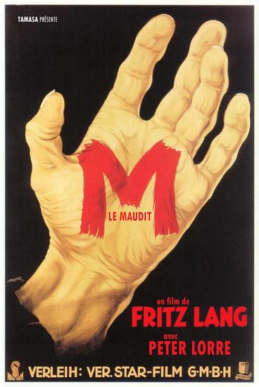 M le maudit  1931   Film complet en français