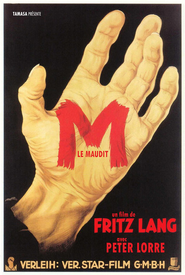 M le maudit |1931 | Film complet en français