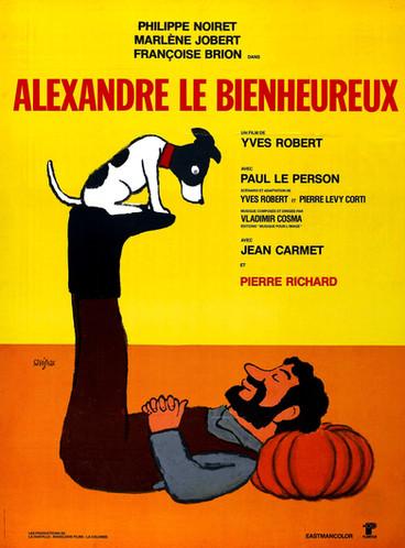 Alexandre le bienheureux |1968 | Film complet en français