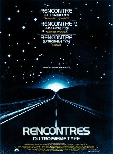 Rencontres du troisième type |1977 | Film complet en français
