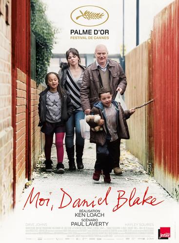 Moi, Daniel Blake  2016   Film complet en français