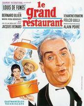 Le Grand Restaurant |1966 | Film complet en français