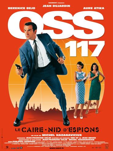 OSS 117 : Le Caire, nid d'espions |2006 | Film complet en français