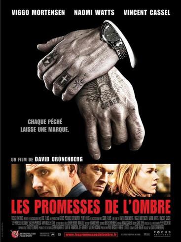 Les promesses de l'ombre  2007   Film complet en français