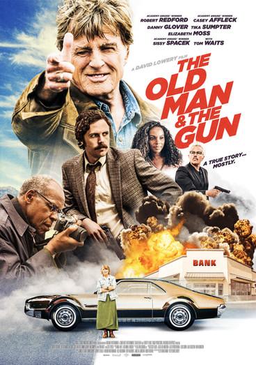 The Old Man & the Gun  2018   Film complet en français
