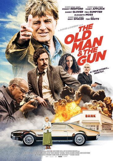The Old Man & the Gun | 2018 | Film complet en français