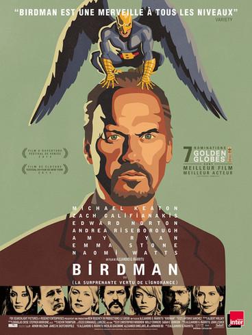 Birdman  2014   Film complet en français