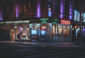 KRZYSZTOV BERNARDSKI: NYC NIGHT MOOD