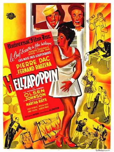 Hellzapoppin |1941 | Film complet en version originale sous-titrée