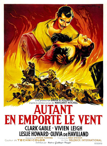 Autant en emporte le vent  1939   Film complet en français