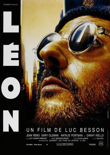 Léon |1994 | Film complet en français