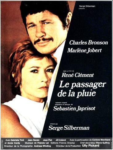 Le Passager de la pluie |1969 | Film complet en français