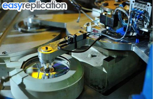 Get Bulk spindled Discs in less than a week – DVD Replication
