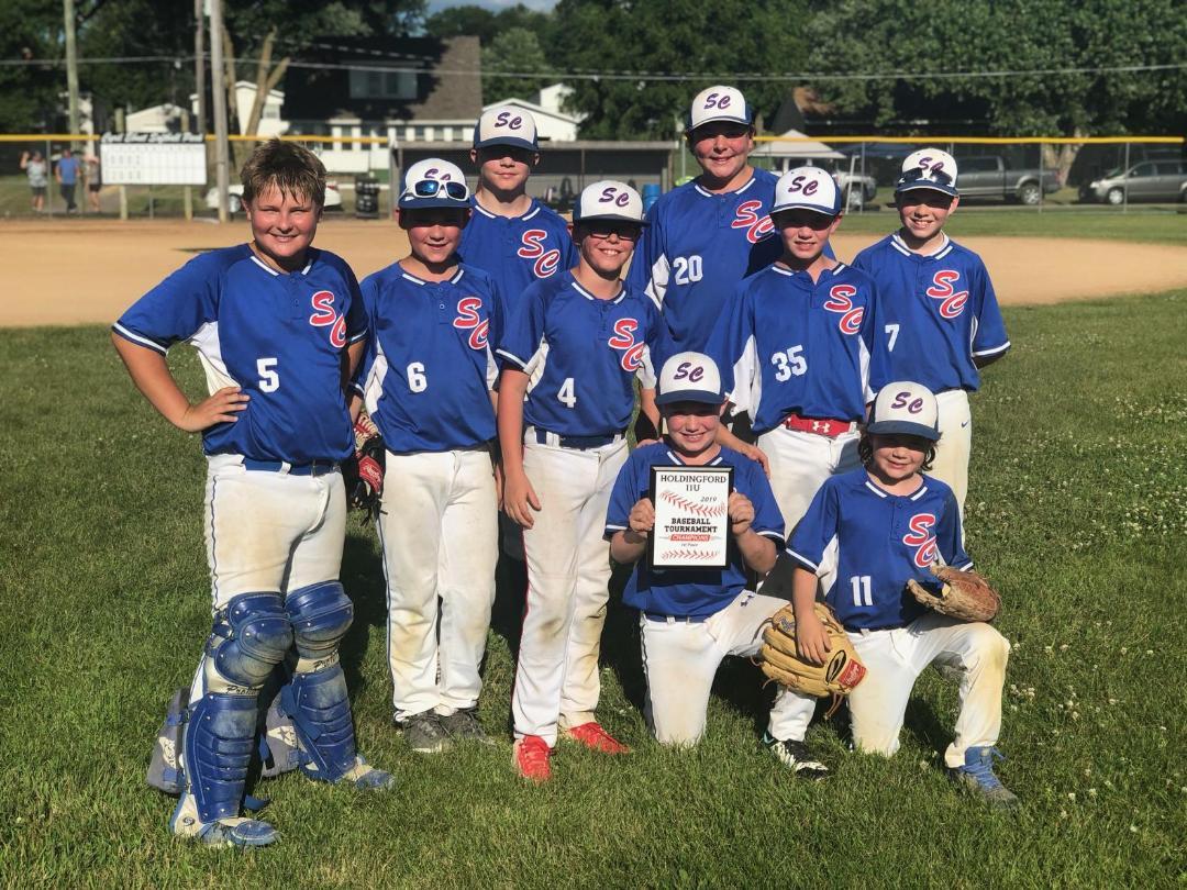 Saint Cloud Blue Sox Travel Baseball