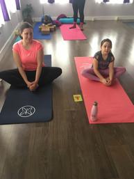Parent & Kids Yoga Classes