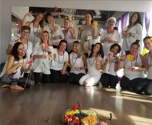 2019 Yoga Teacher Training Graduates