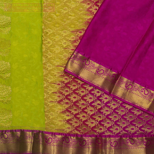 Traditional Silks