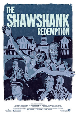 The Shawshank Redemption - 27x41 (Small)