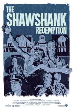 The Shawshank Redemption - 27x41 (Small)
