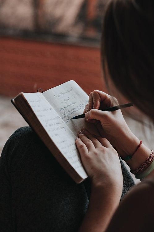 Diario 30 días de Aprecio y Gratitud