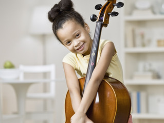 Why Your Child Should Play the Cello