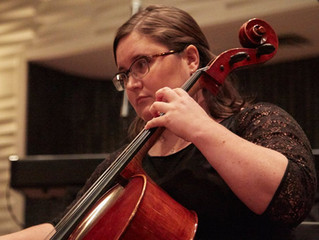 Why I Play the Cello- Sarah Steeves
