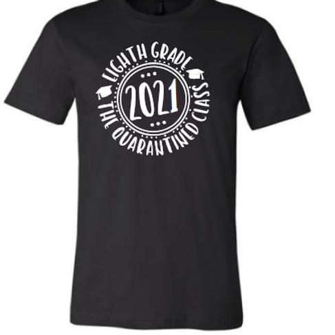8th Black 21Q Shirt