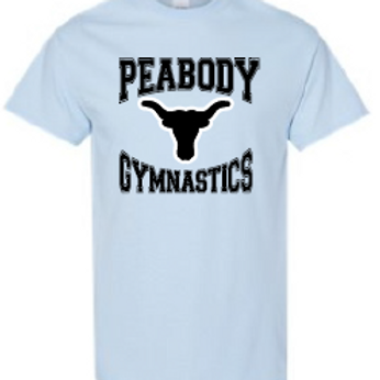 Peabody Gymnastics Columbia Adult T