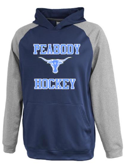 Peabody Hockey Youth Hoodie