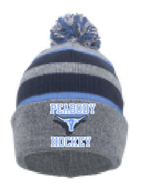 Peabody Hockey Winter Hat