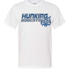 Hunking White T-Shirt Option 1