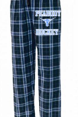 Peabody Hockey Flannel Pants