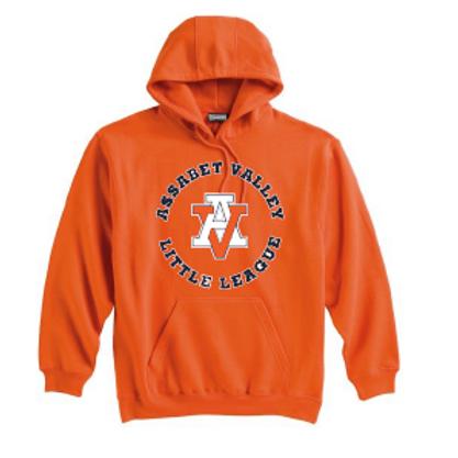 AVLL Orange Hoodie