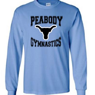 Peabody Gymnastics Columbia LS T