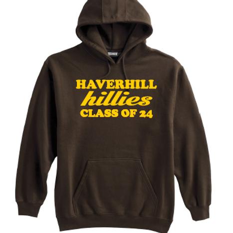 Haverhill Brown Super 10 Hoodie 2024