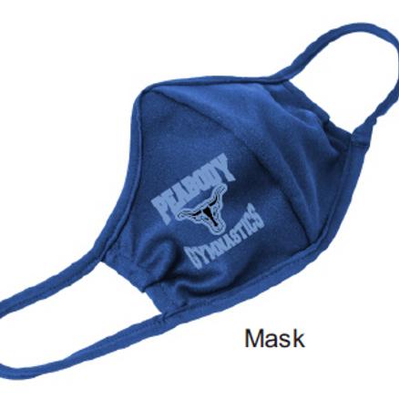 Peabody Gymnastics Mask