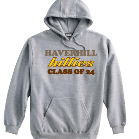 Haverhill Grey Super 10 Hoodie 2024