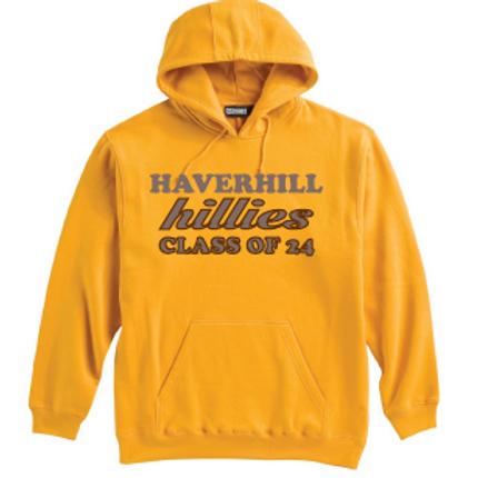 Haverhill Gold Super 10 Hoodie 2024