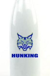 Hunking Water Bottle