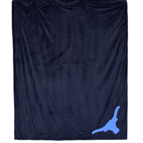 Peabody Hockey Blanket Option 1