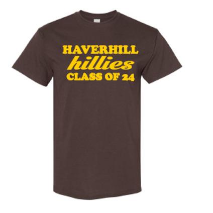 Haverhill Brown T-Shirt 2024
