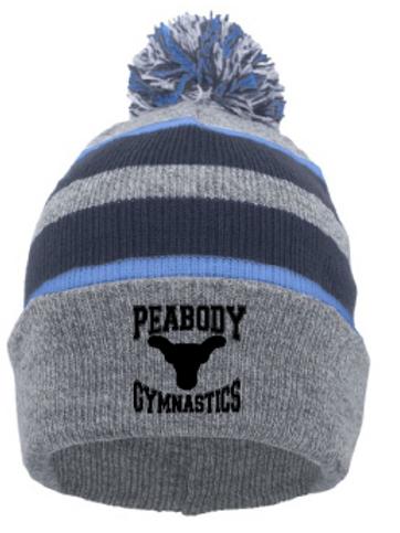 Peabody Gymnastics Beanie