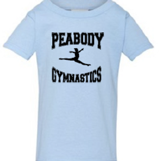 Peabody Gymnastics Columbia Toddler T