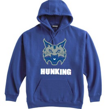 Hunking Royal Super 10 Hoodie Option 2