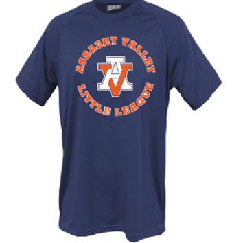 AVLL Navy T-Shirt