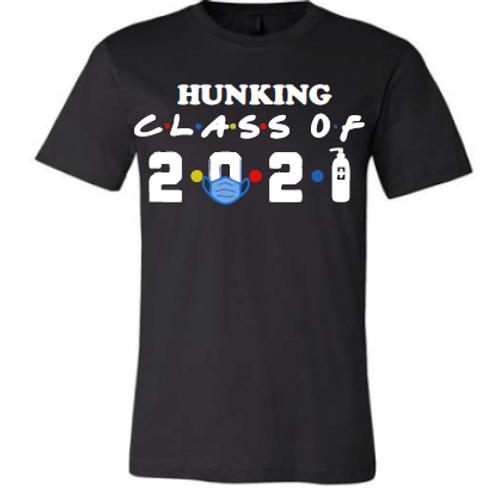 8th Black Hunking Class of 21 Shirt