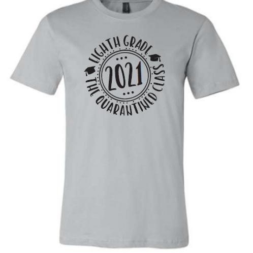 8th Silver 21Q Shirt