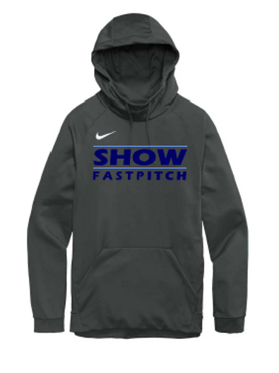 Show Nike Anthracite Hoodie