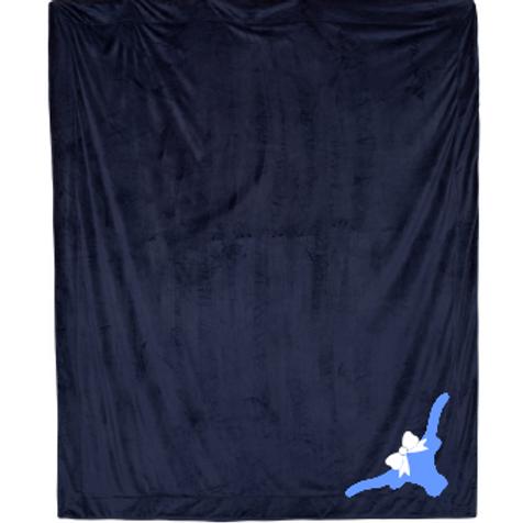 Peabody Hockey Blanket Option 2