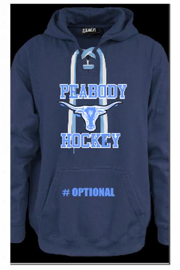 Peabody Hockey Adult Hoodie